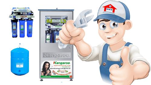 Các dịch vụ sửa máy lọc nước do Điện lạnh Bách Khoa K53 cung cấp