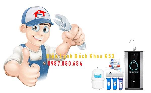 Dịch vụ sửa máy lọc nước tại nhà 24/7 khu vực Hà Nội